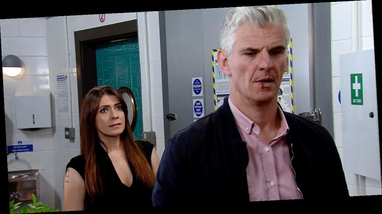 Corrie's Robert Preston set for 'Christmas death in gory double shooting'