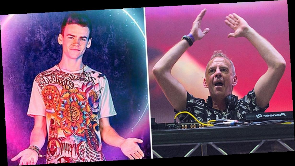 Fatboy Slim's son asks DJ to 'update style' and play more grime music