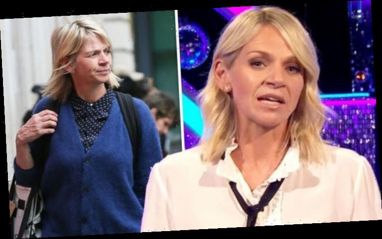 Zoe Ball: 'Wouldn't wish it on anyone' BBC Radio 2 host apologises as she returns to work