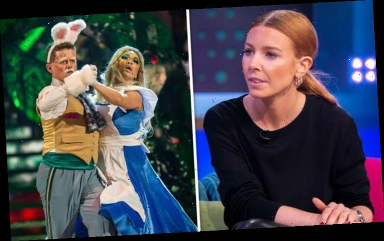Stacey Dooley addresses calls for Mike Bushell to quit Strictly 2019 amid exit controversy