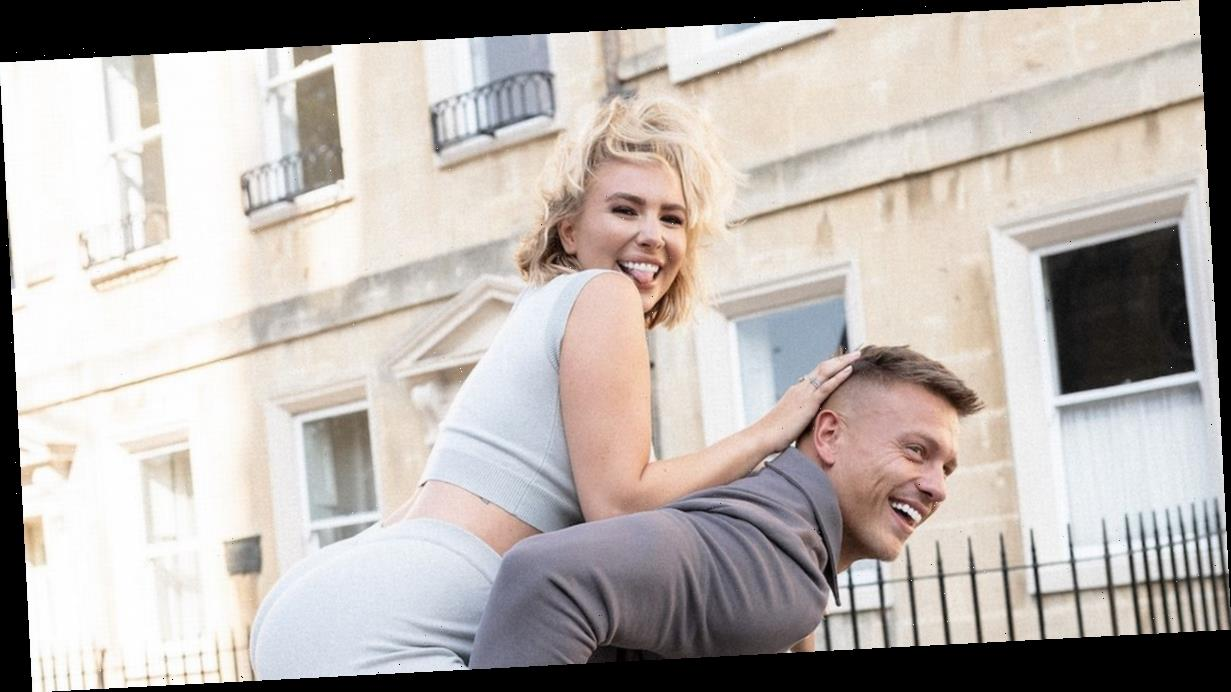 Love Island's Olivia Buckland and Alex Bowen lift lid on X-rated anniversary