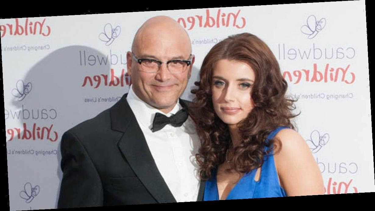 Gregg Wallace jokes newborn son means 'wife has someone nearer her own age'