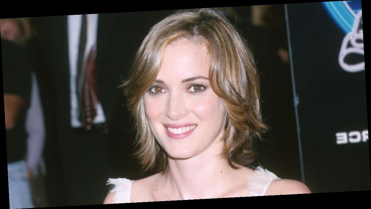 28 Photos That Prove Winona Ryder's Evolution Is Just as Glamorous as Her Acting Reel