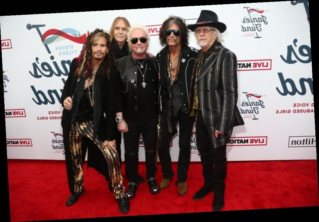Aerosmith Named 2020 MusiCares 'Person of the Year' for Five Decades of Philanthropic Work