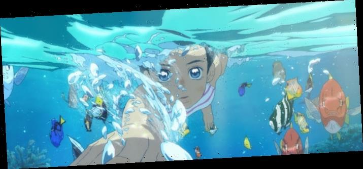 'Children of the Sea' Review: This Anime is One of the Most Visually Stunning Films of the Year [Sites 2019]