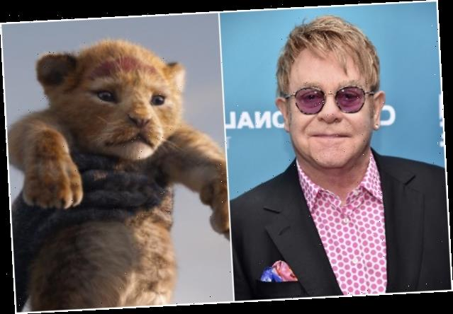 Elton John Calls 'The Lion King' Remake 'Huge Disappointment'