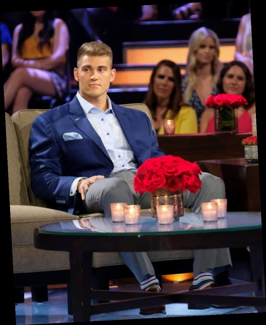 Luke P.'s Been REALLY Into CrossFit Ever Since 'The Bachelorette' Ended