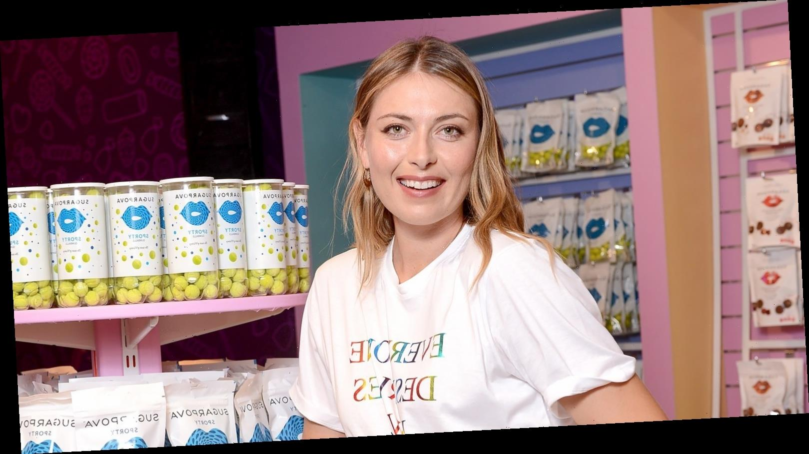 Maria Sharapova: 25 Things You Don't Know About Me!