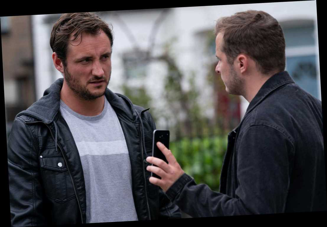 EastEnders Martin Fowler will turn evil after Ben Mitchell blackmails him into working for him, says soap boss – The Sun