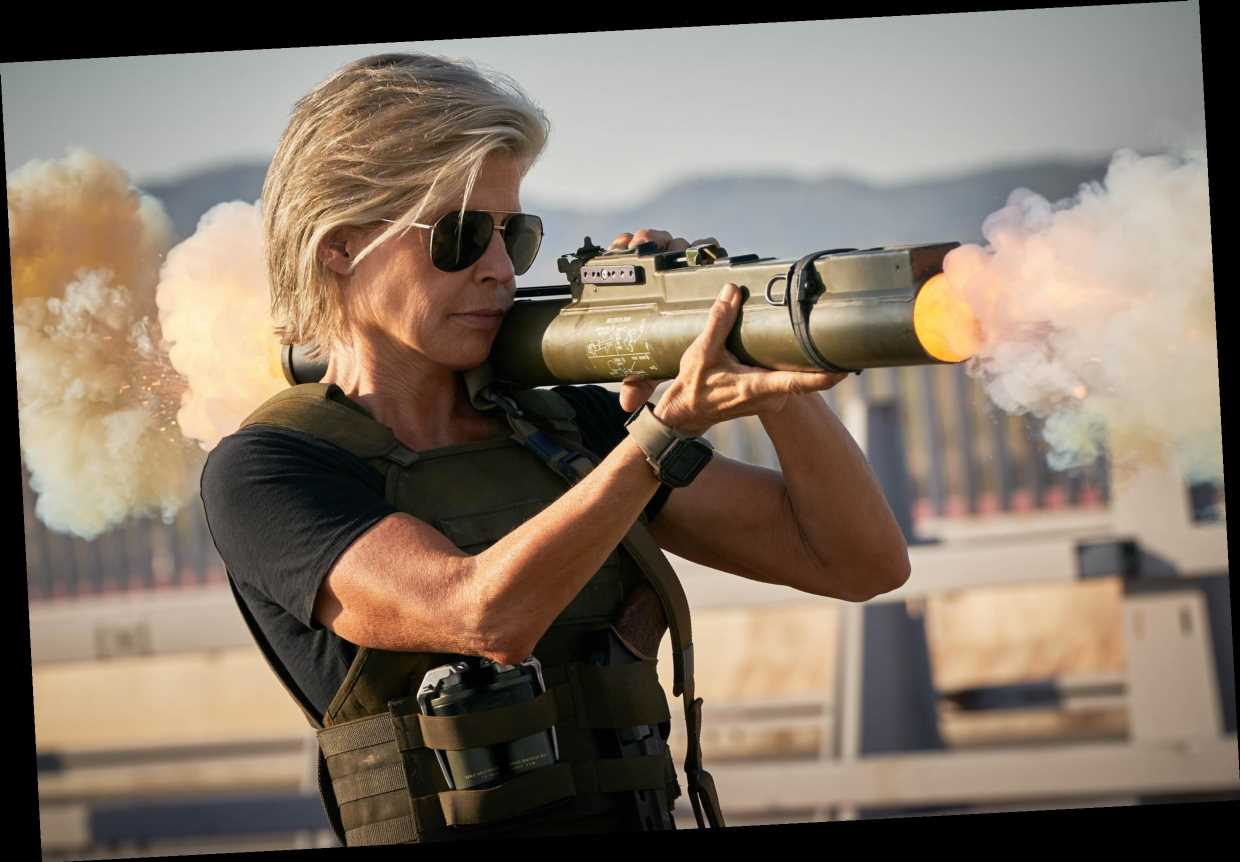 'Terminator: Dark Fate' Review: Sarah Connor Saves the World (and the Franchise)