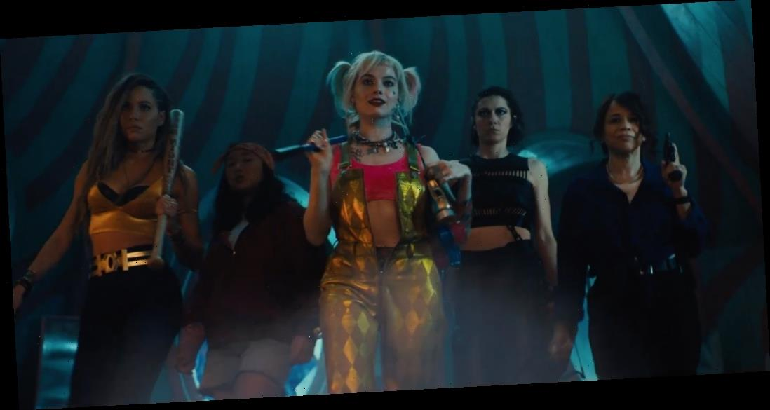 'Birds of Prey' First Trailer: Margot Robbie and Her Wild Girl Gang Descend on the DC Universe