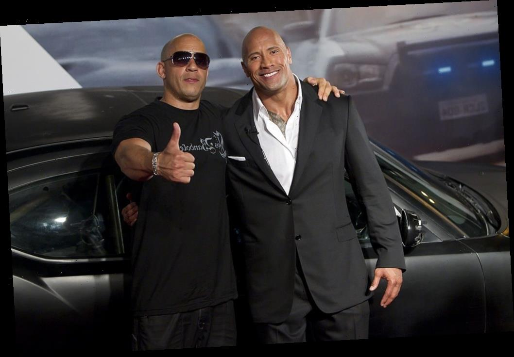 Did Dwayne 'The Rock' Johnson Just Officially End His Feud With Vin Diesel?