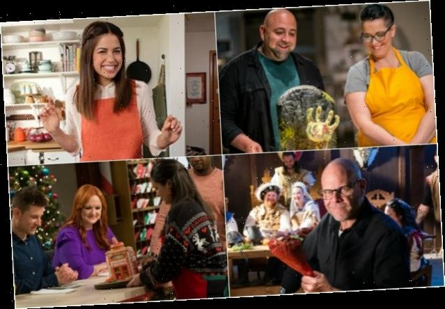 Food Network Boss on Her Hefty Helping of Holiday Content, Diving Into Hanukkah With 'Good Eats' and Molly Yeh