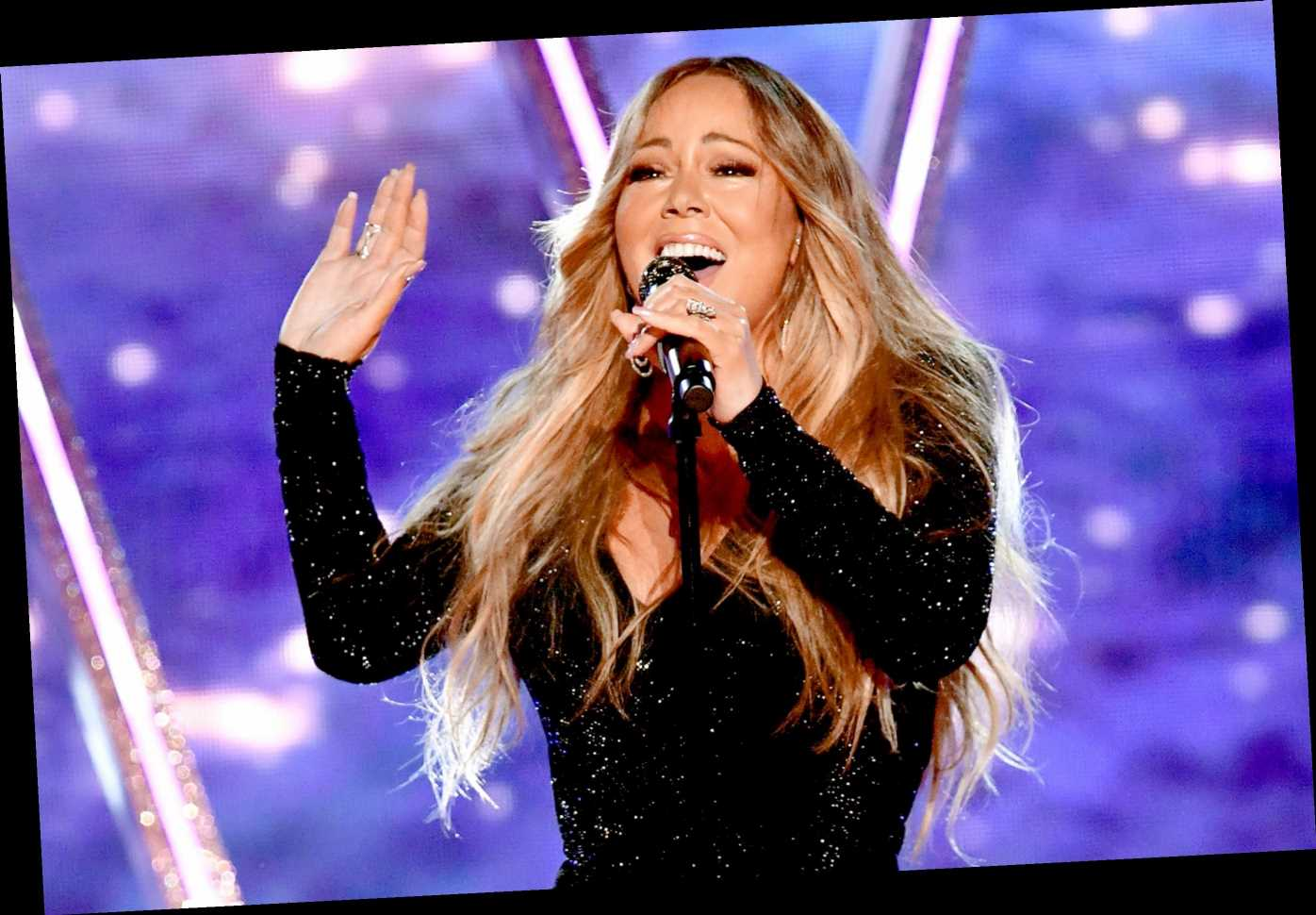 Mariah Carey writing new memoir about her life and Glitter