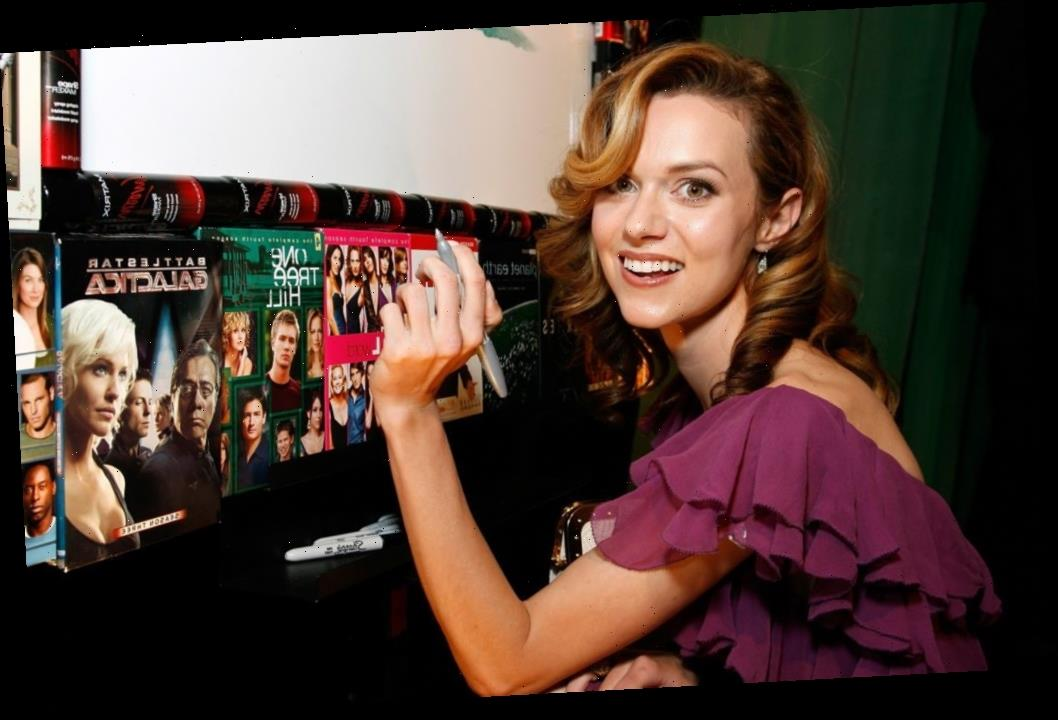 'One Tree Hill' Star Hilarie Burton Just Married This 'Supernatural' Actor