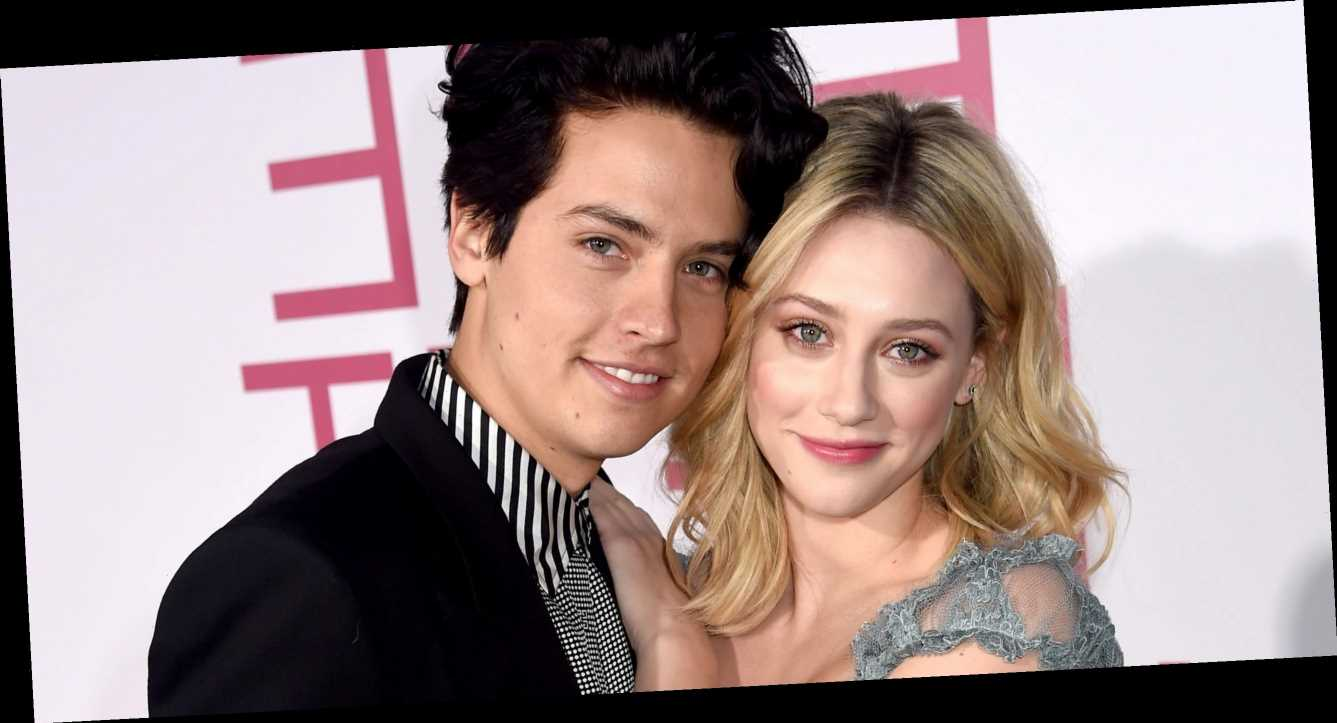 """So Apparently Lili Reinhart and Cole Sprouse Act Like Their Summer Breakup """"Never Happened"""""""