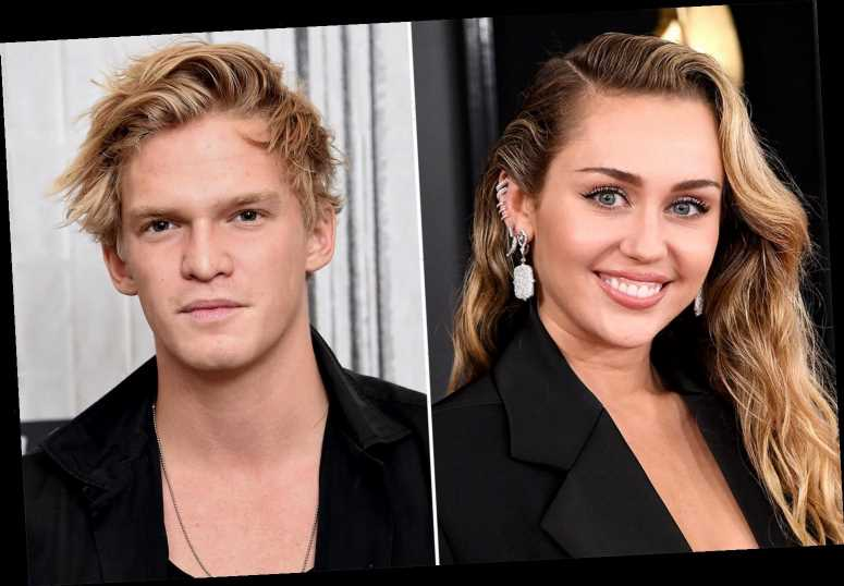 Hear Cody Simpson's Sweet New Song 'Golden Thing,' Which He Wrote for Girlfriend Miley Cyrus