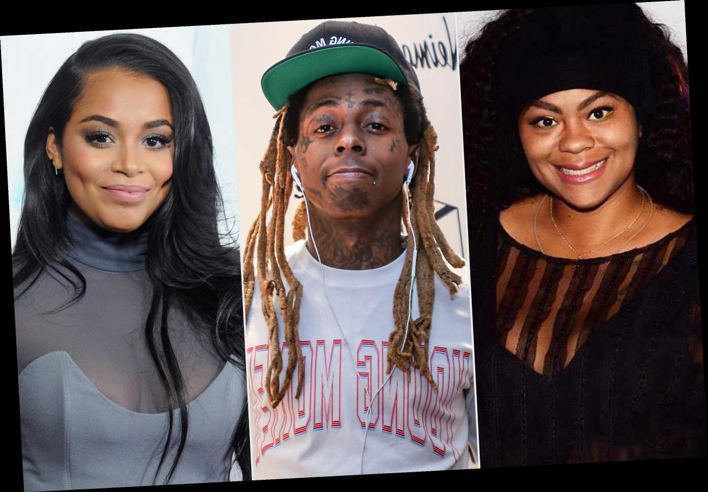 Singer Nivea Says She and Lauren London Became 'Very Close' While Both Pregnant By Lil Wayne