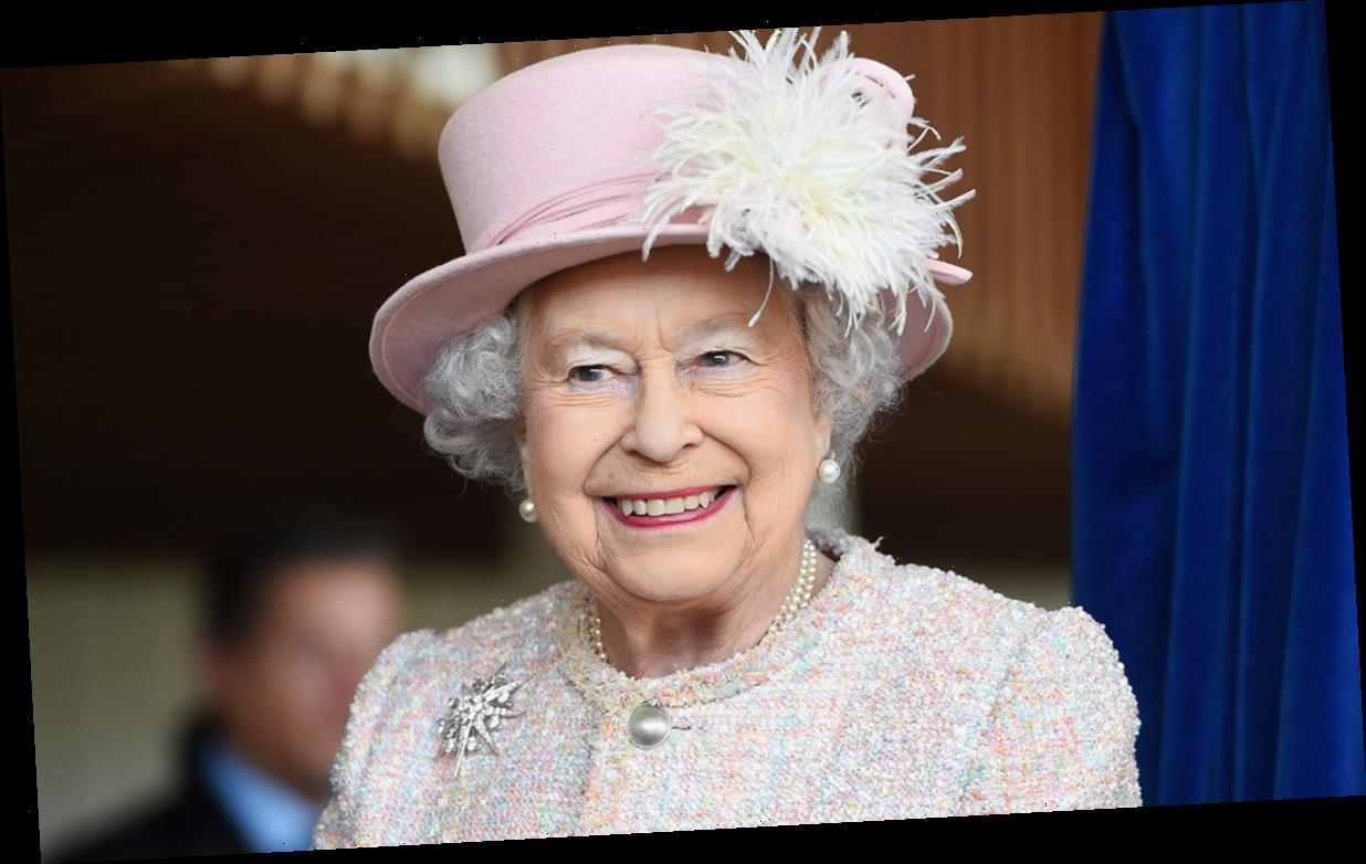 The Queen congratulates Princess Eugenie and husband Jack Brooksbank on their one year wedding anniversary