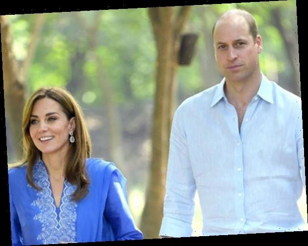 Prince William, Kate Middleton Share Sweet Moment With Student on Tour