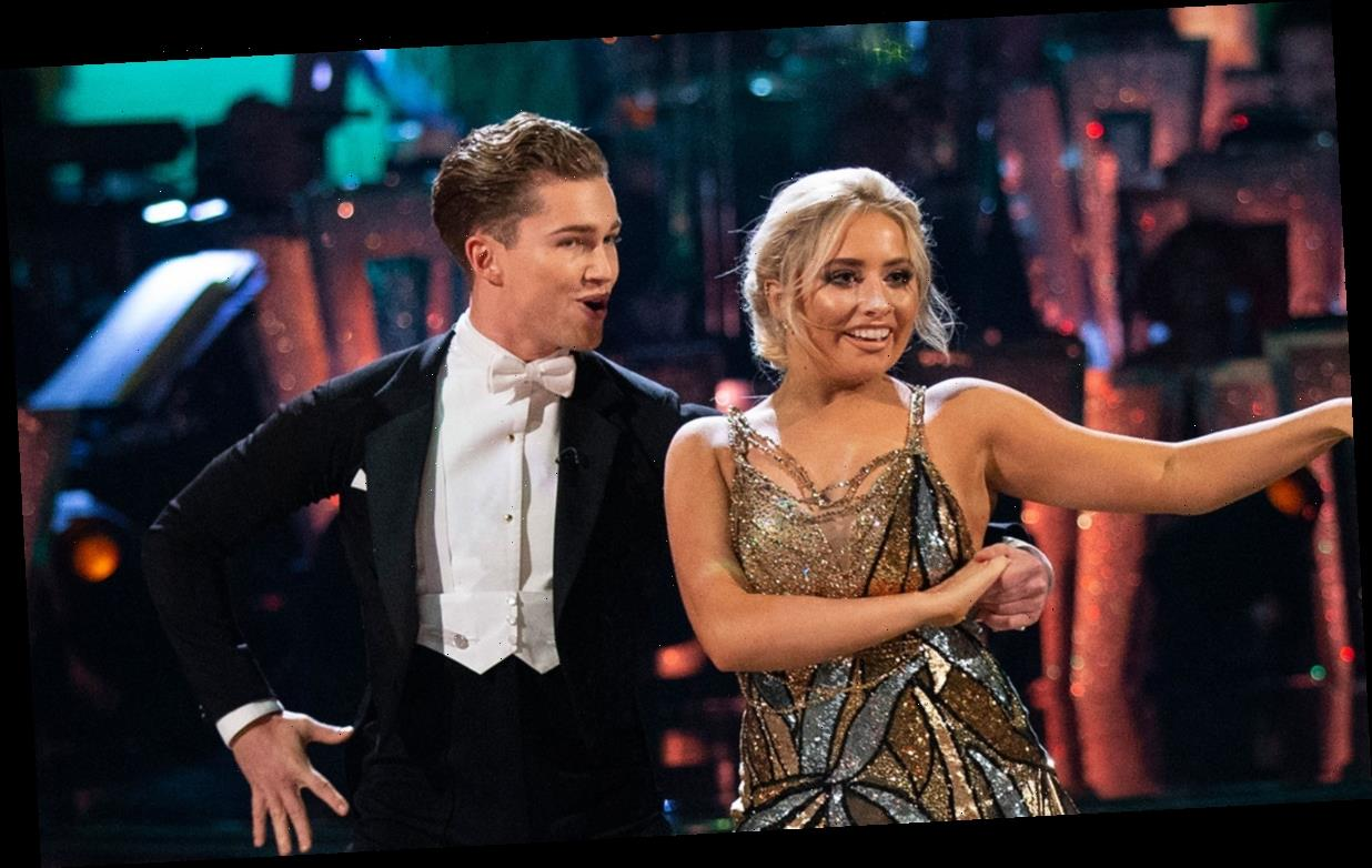 Everything Strictly's AJ Pritchard and Saffron Barker have said about those romance rumours