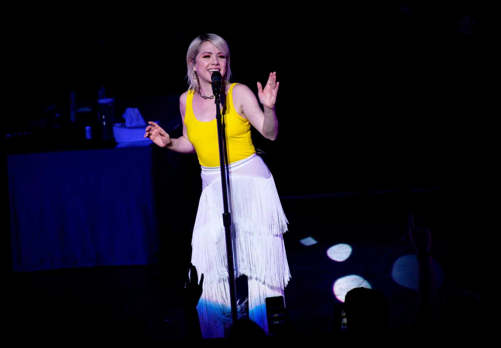 Hear Carly Rae Jepsen Cover No Doubt's Classic Song 'Don't Speak'