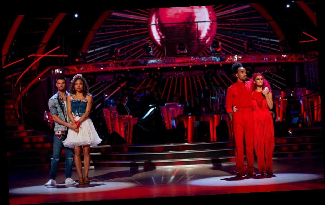 What really happened backstage after Strictly's Dianne Buswell and Dev Griffin's shock elimination