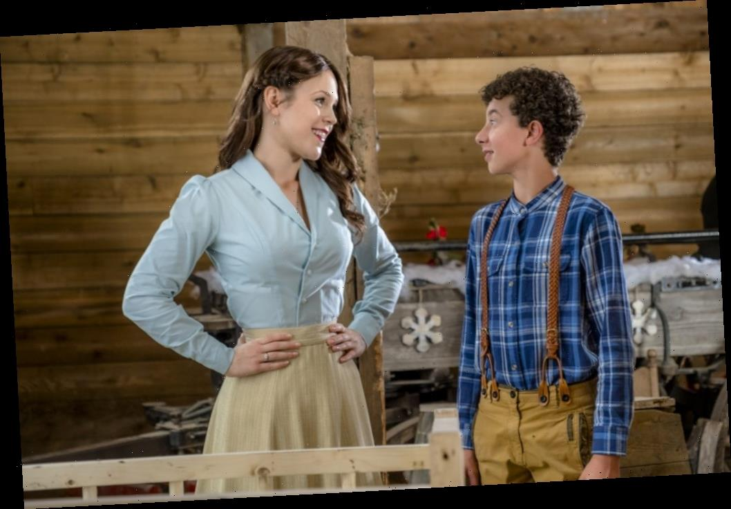 'When Calls the Heart': Hearties Weigh In on Whether They Are #TeamNathan or #TeamLucas