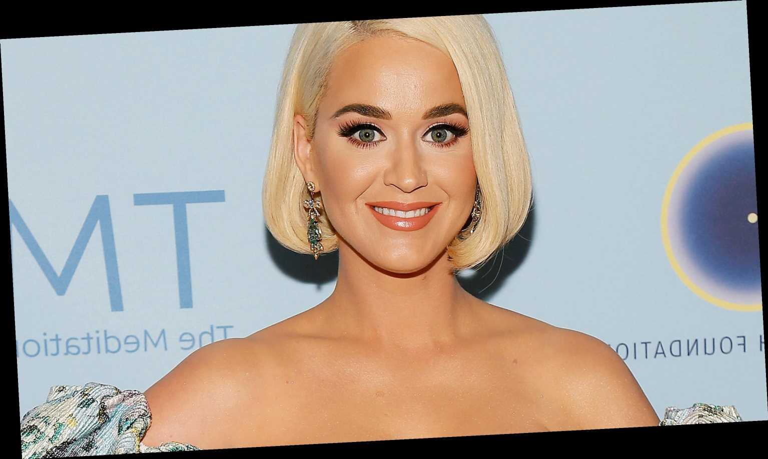 Katy Perry rings in birthday with a tropical bathing suit photo: '35 and never more alive'