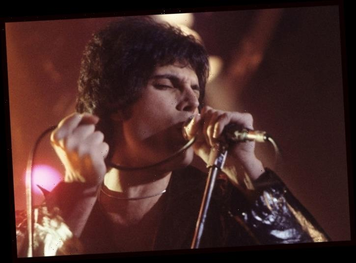 Watch Remastered Version Of Previously Banned Freddie Mercury Video