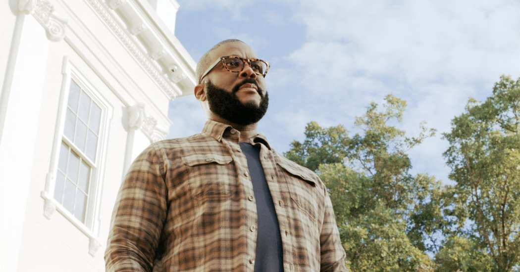 After Madea, Tyler Perry Builds a New Kingdom