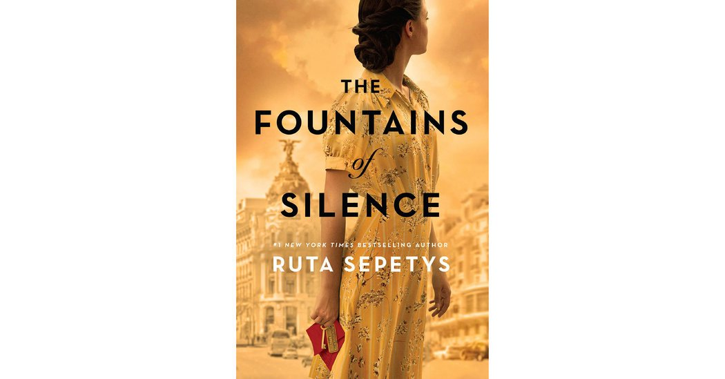 In a Suspenseful New Novel From Ruta Sepetys, Franco-Era Spain Is as Repressive as Gilead