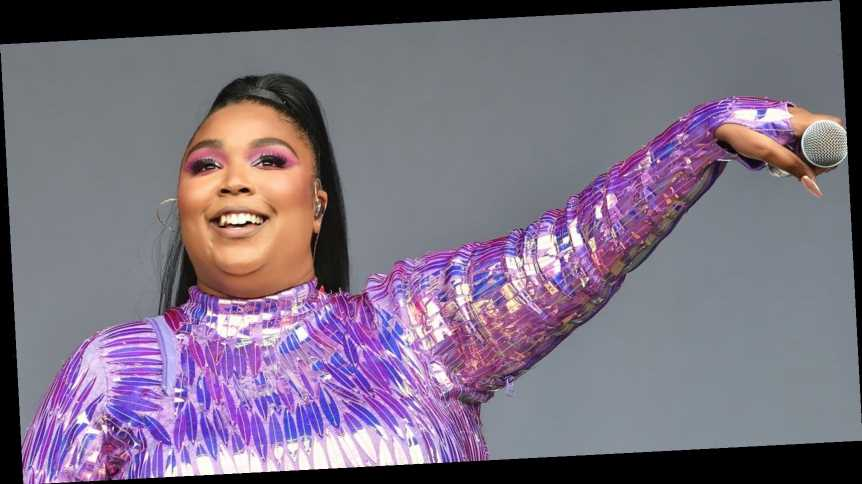 Lizzo just perfectly summed up why self-love is always a work in progress