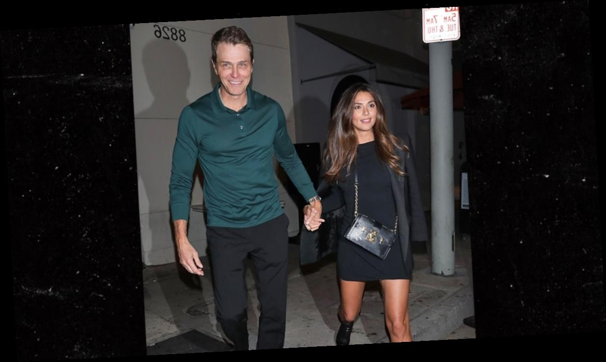 Lauren Sanchez's Ex-Husband Patrick Whitesell Steps Out with Hot New GF