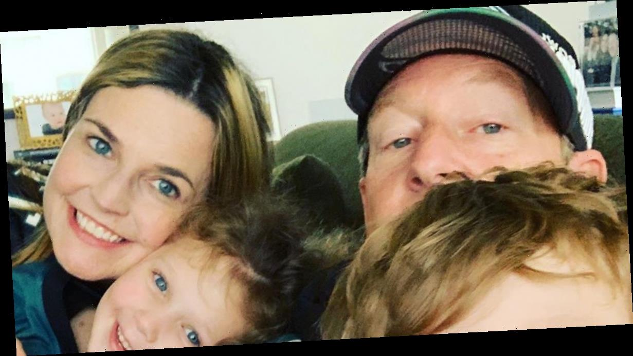 Savannah Guthrie Temporarily Blind in One Eye After Freak Accident Involving 2-Year-Old Son