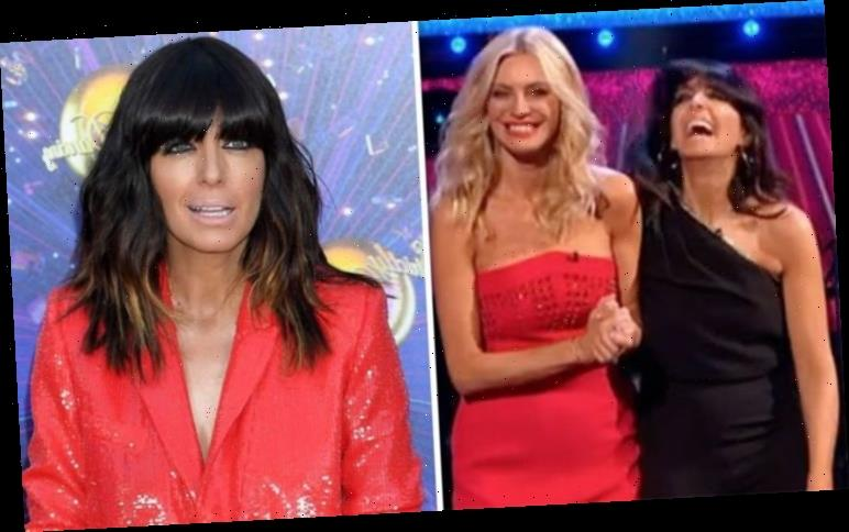 Claudia Winkleman makes surprise 'naked' admission about Strictly 2019 co-host Tess Daly