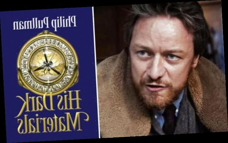 His Dark Materials books: Lord Asriel star James McAvoy on how FAITHFUL the TV show is