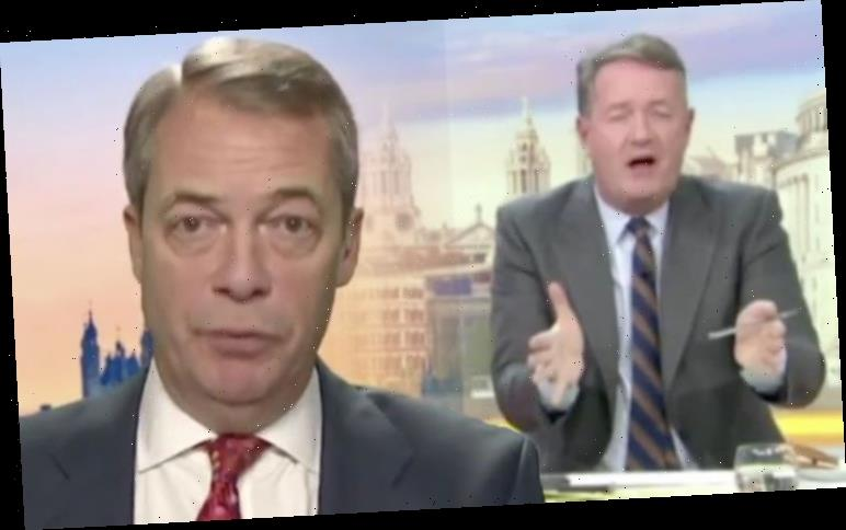 Piers Morgan shut down by Nigel Farage over 'gifted seat' claim: 'Absolutely not'