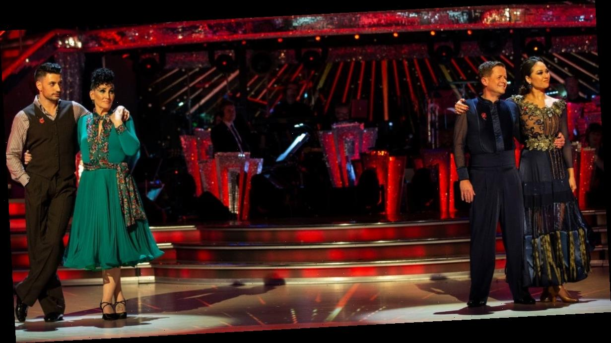 Strictly's unexpected bottom two result infuriates fans as Mike Bushell leaves