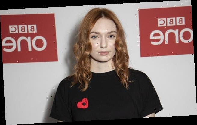 Eleanor Tomlinson believes in ALIENS after War Of The Worlds research