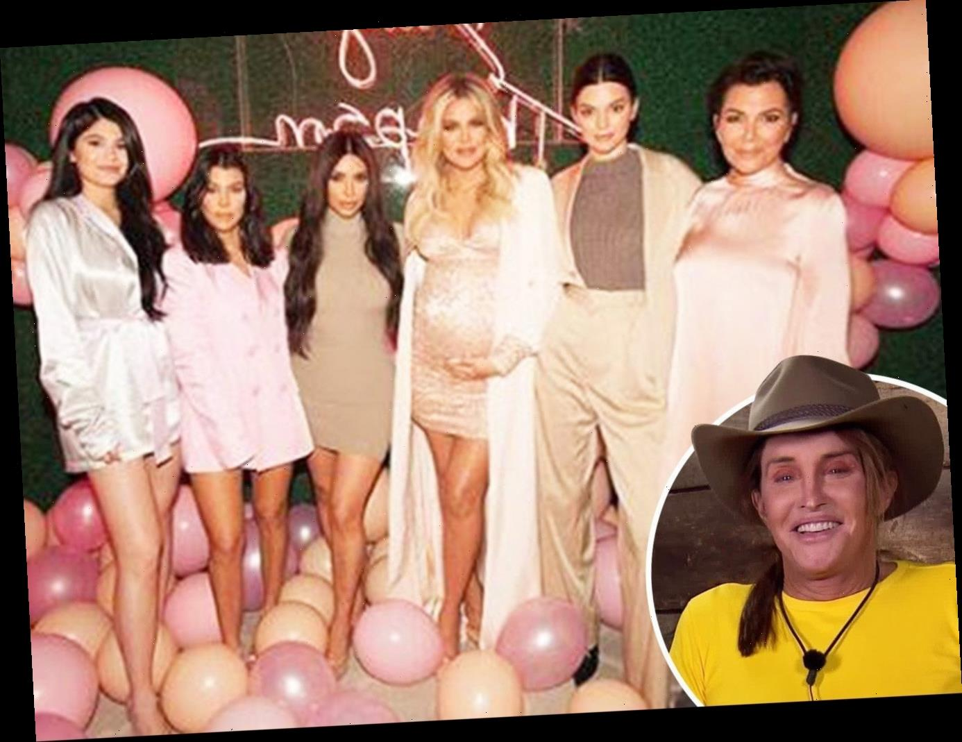 Caitlyn Jenner's family fail to support I'm A Celebrity star despite her mentioning Kardashians in minutes – The Sun