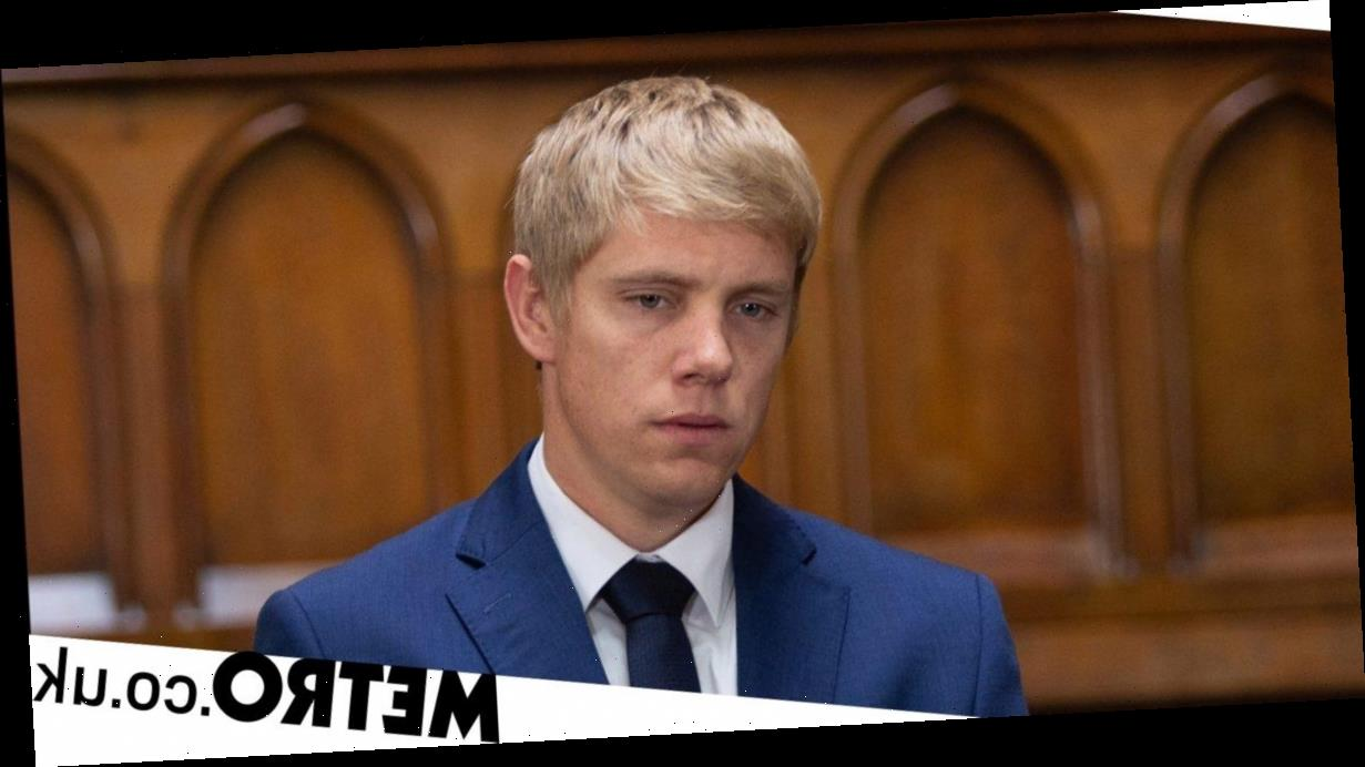What happened to Robert Sugden in Emmerdale?