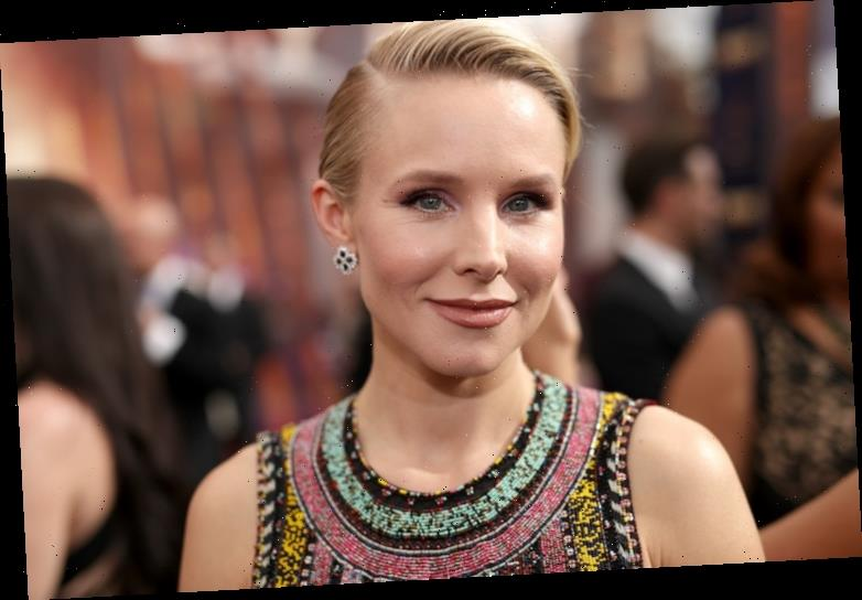Kristen Bell Gushes About Co-Star Ted Danson From 'The Good Place' Every Chance She Gets