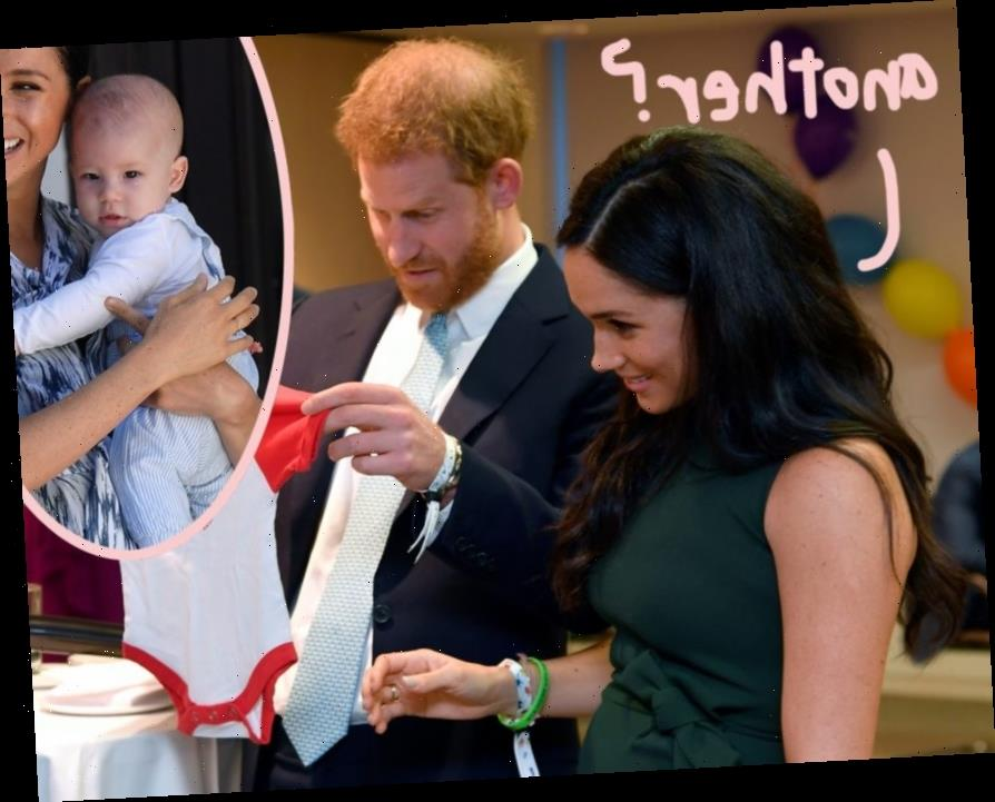 Meghan Markle & Prince Harry Plan To Get Pregnant Again By The End Of The Year: SOURCE