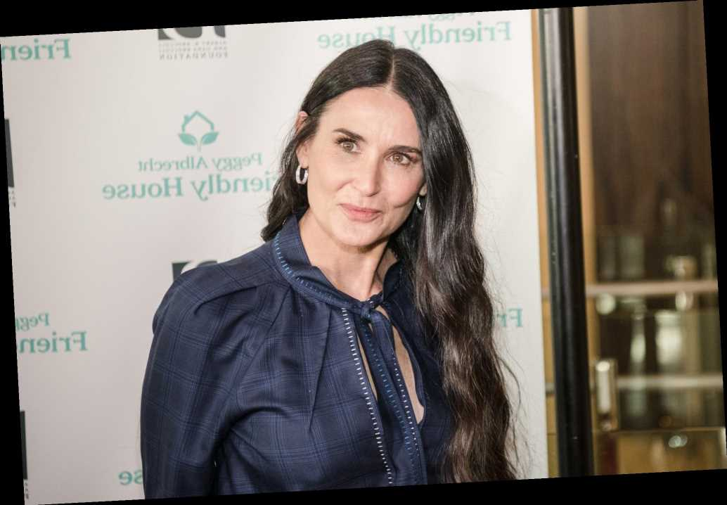 Why Demi Moore waited until now to release her shocking memoir