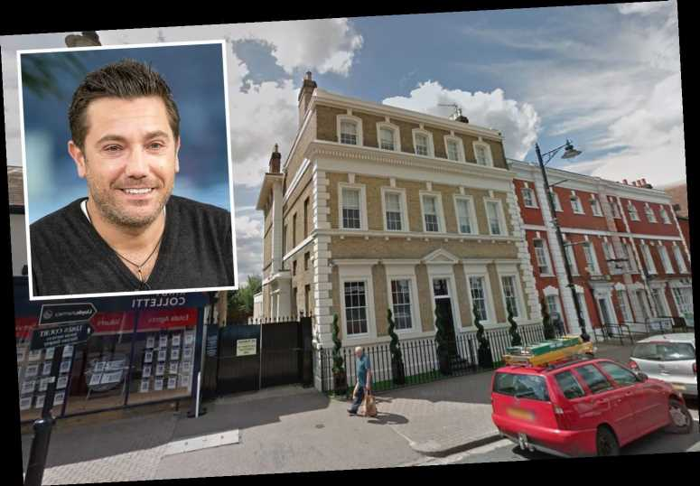 Gino D'Acampo slammed by neighbours over 'arrogant' bid to close footpath next to mansion after being 'harassed by fans'