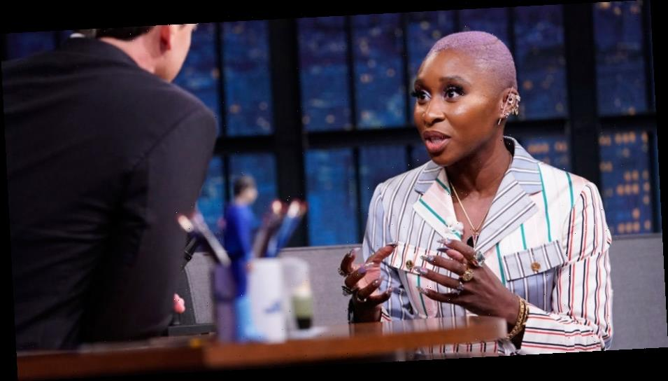 Cynthia Erivo Did Her Own Cliff-Climbing Stunts for 'Harriet'