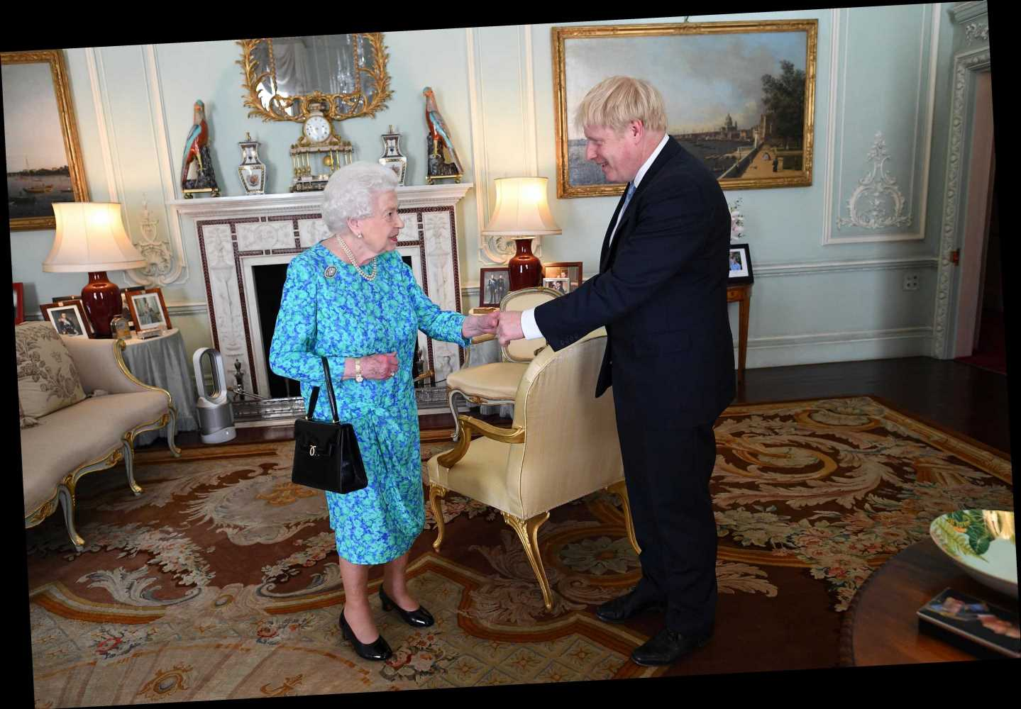 Boris Johnson Shares Rare Video Before Meeting with Queen: She's 'Always a Very Tough Interview'