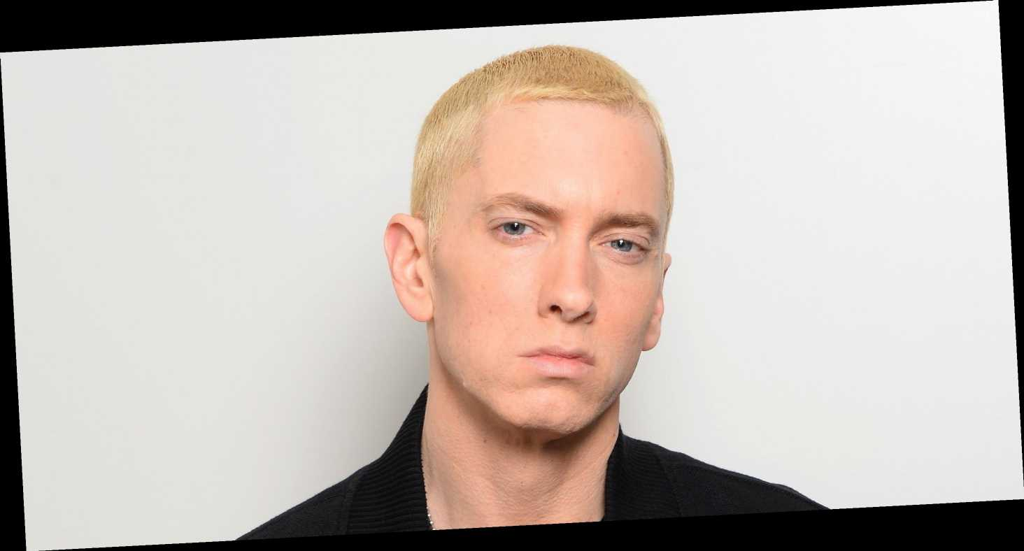 Eminem Reportedly Says He Sides With Chris Brown Over Rihanna Assault in Leaked Song