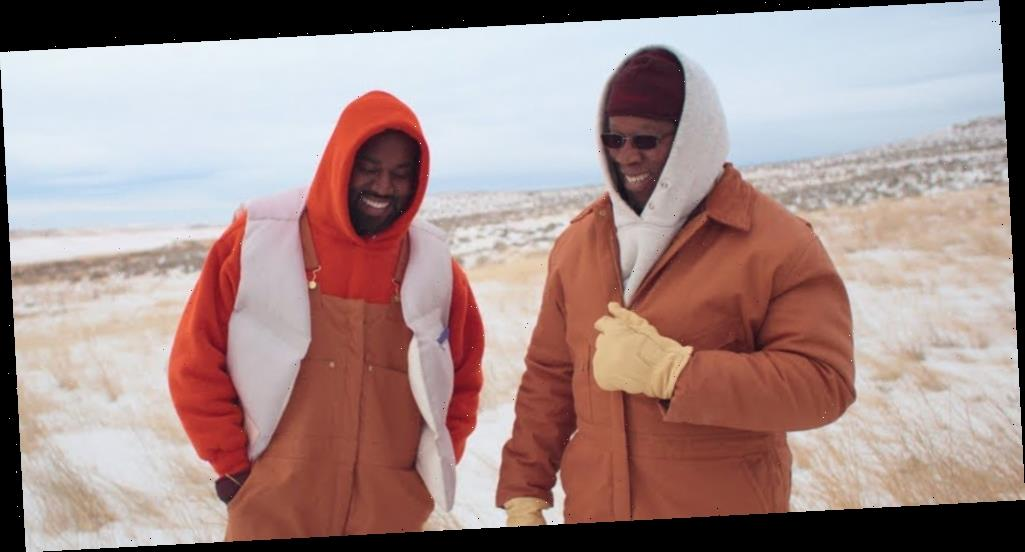 Kanye West & His Father Star in 'Follow God' Music Video – Watch!